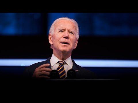 Joe Biden habla después de que seguidores de Trump asaltaran el Capitolio incentivados por Trump