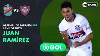 Juan Ramírez (0-1) Arsenal vs San Lorenzo   Fecha 4 - Superliga Argentina 2019/2020