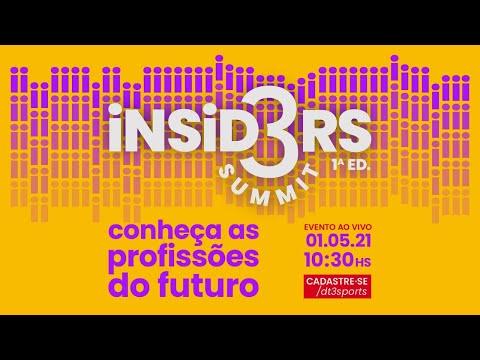 INSID3RS SUMMIT - Profissões do Futuro