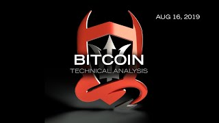 Bitcoin Technical Analysis (BTC/USD) : Buy of the Century Setting Up..?  [08.16.2019]