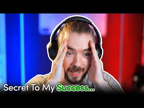 What Is The Secret to Jacksepticeye's Success?!