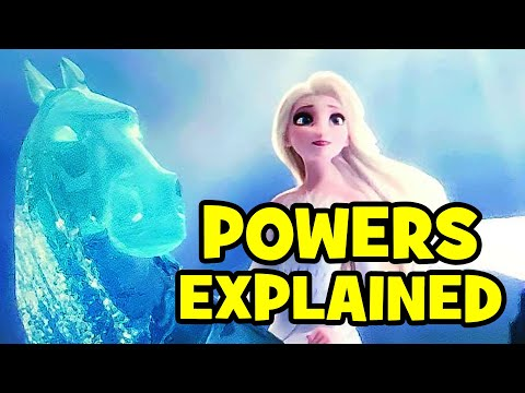 All of Elsa's NEW POWERS In FROZEN 2 Explained - UCS5C4dC1Vc3EzgeDO-Wu3Mg