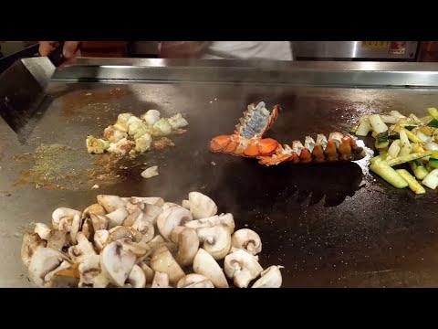 Teppanyaki Show at Benihana - Toronto, Ontario [Travelling Foodie] - UCGqG1RI-3ktA0BkzJH5N0RA