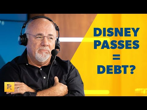Are Our Disney Passes Considered Debt?!