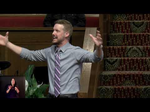 Sermon - 03/21/2021 - Pastor Ben Anderson - Christ Church Nashville