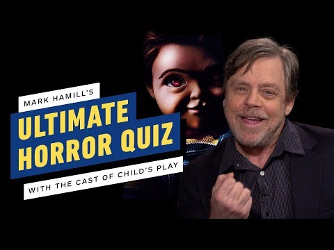 Mark Hamill's Ultimate Horror Quiz With Child's Play Cast - UCKy1dAqELo0zrOtPkf0eTMw