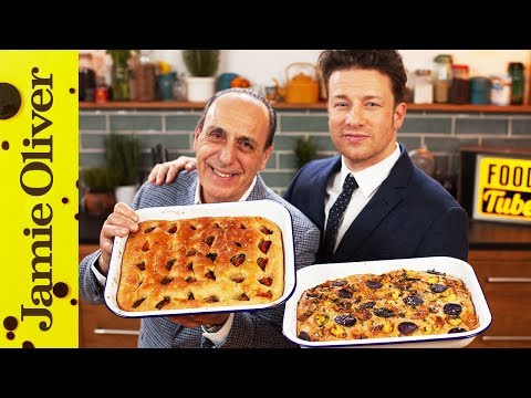 How To Make Focaccia   Jamie & Gennaro