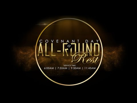 DOMI STREAM: COVENANT DAY OF ALL ROUND REST SERVICE  24, JANUARY 2021  FAITH TABERNACLE OTA