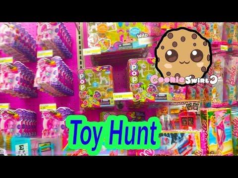 Toy Hunt Cookieswirlc Shopkins Season 2 3 My Little Pony MLP LPS Barbie Doll Disney Frozen Minecraft - UCelMeixAOTs2OQAAi9wU8-g