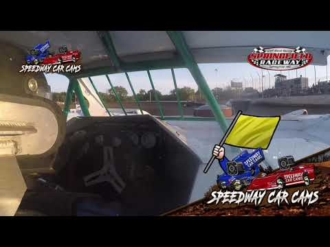 #23 Kearney Weaver - Cash Money Late Model - 8-14-2021 Springfield raceway - In Car Camera - dirt track racing video image