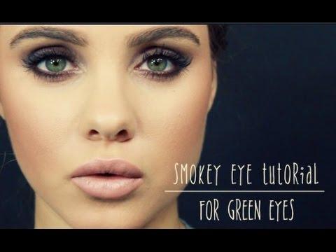 Smokey Eye Tutorial: For Green Eyes - UCtSpo5tqZ8pYbJz9_-VD8dg
