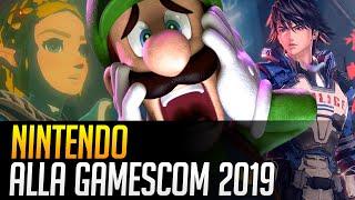 Giochi Nintendo alla Gamescom 2019 | Da Zelda a Luigi
