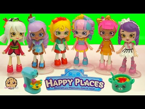 Full Set of 6 Shoppies Mini Dolls with Exclusive Happy Places Shopkins  - Toys - UCelMeixAOTs2OQAAi9wU8-g