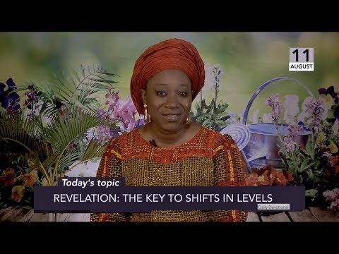 Dr Becky Paul-Enenche - SEEDS OF DESTINY  SUNDAY 11TH AUGUST, 2019