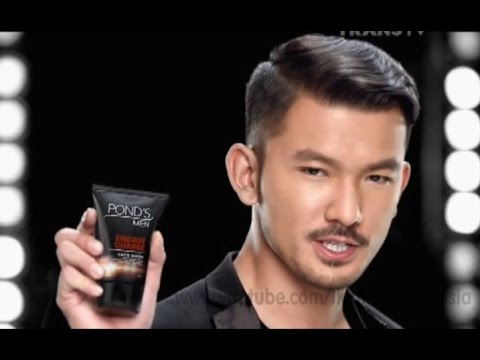 Pond's Men - Energy Charge Komersial