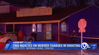 Two teens indicted on murder charges in connection to March shooting