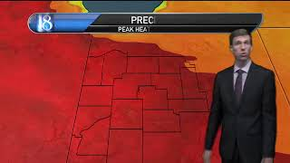 Hotter & Increasingly Humid for the Weekend.