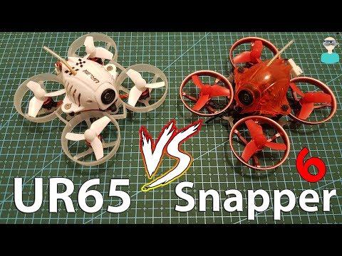 URUAV UR65 VS. Snapper 6 - Setup & Review - UCOs-AacDIQvk6oxTfv2LtGA