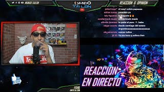 [Reaccion] Don Omar Ft Farruko - Ramayama (Video Oficial)