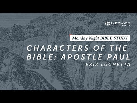 Erik Luchetta - Characters of the Bible: Apostle Paul (2019)