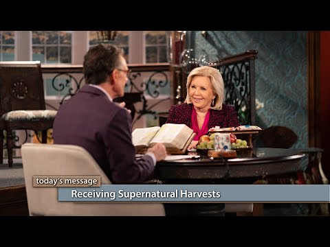Receiving Supernatural Harvests