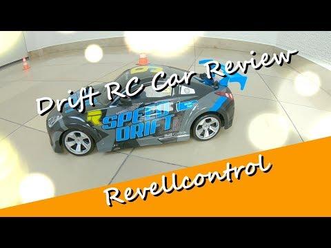 Revell Control carSpeed Drift 1:16 27 Mhz LED - Was leistet das Auto für den günstigen Preis? - UCNWVhopT5VjgRdDspxW2IYQ