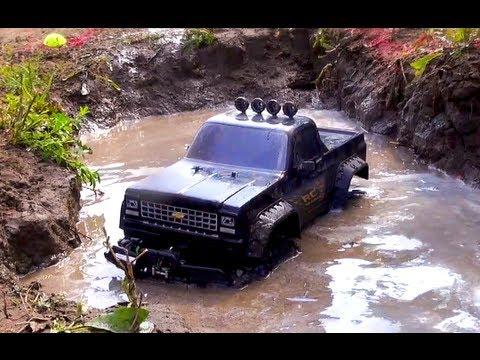 RC ADVENTURES - TTC 2012 - Eps 3 - SWAMP RUN - Scale 4x4 Truck Challenge - UCxcjVHL-2o3D6Q9esu05a1Q
