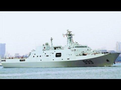 Trung Quốc rầm rộ tập trận trên biển Đông.