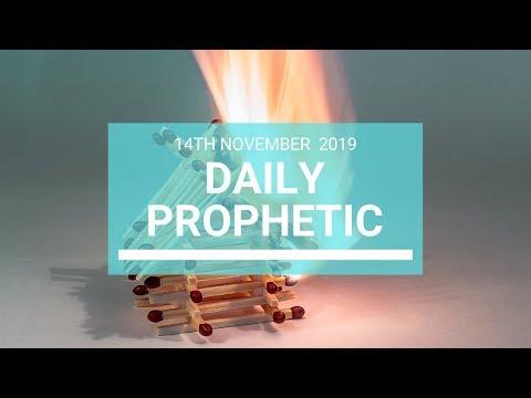 Daily Prophetic 14 November Word 7