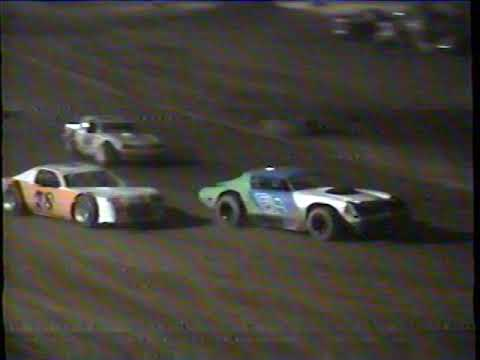 Hidden Valley Speedway August 14th, 1993 Super Stock Feature - dirt track racing video image