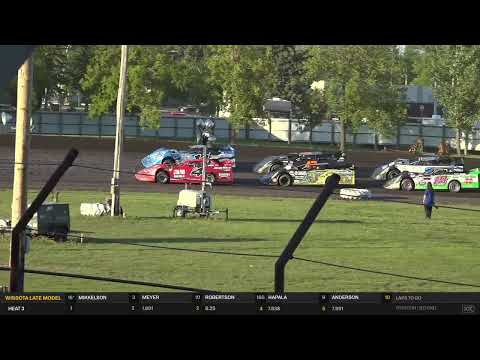 FREE PREVIEW: Sanders Mod Challenge / Red River Mod Tour North at Norman County Raceway in Ada, Minnesota on July 30, 2020. Watch on www.racexr.com with a + Subscription. - dirt track racing video image