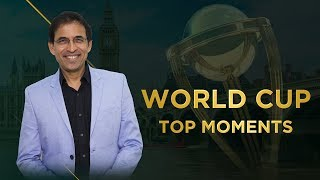 Harsha Bhogle picks World Cup 2019's top moments