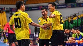 Highlights M28 - Port FC(THA) vs AGMK FC(UZB) : Quarter-Final #1