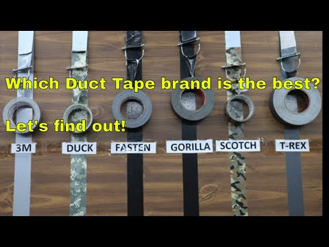 Which Duct Tape Brand is the Best?  Let's find out! - UC2rzsm1Qi6N1X-wuOg_p0Ng
