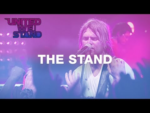 The Stand - Hillsong UNITED