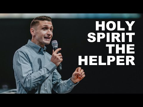 Holy Spirit, The Helper  Ivan Semenyuk