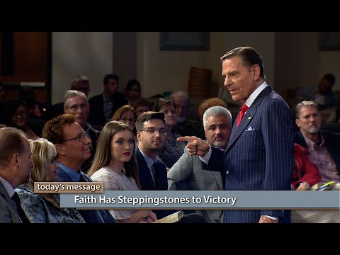 Faith Has Steppingstones to Victory