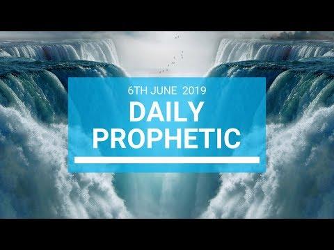 Daily Prophetic 6 June 2019   Word 1