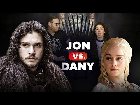 Game of Thrones: We debate Dany vs. Jon - UCOmcA3f_RrH6b9NmcNa4tdg