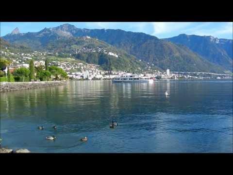 MONTREUX SWITZERLAND Lac Léman & biennale 2013 - default