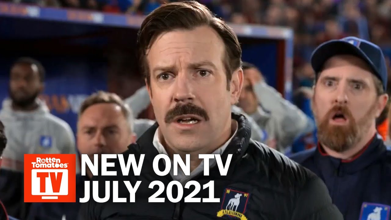 Top TV Shows Premiering in July 2021   Rotten Tomatoes TV