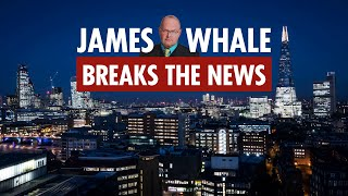 WATCH LIVE: James Whale Break The News. Can Jeremy Corbyn really save us from Brexit?