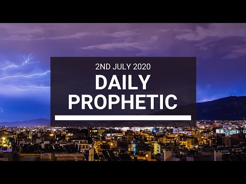 Daily Prophetic 2 July 2020 1 of 10