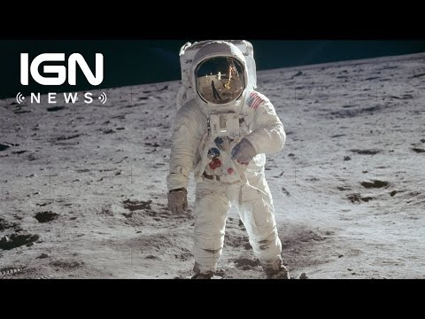 Thousands of Unprocessed Apollo Moon Mission Photos Released Online - IGN News - UCKy1dAqELo0zrOtPkf0eTMw