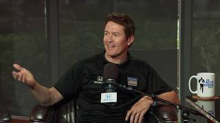 What IndyCar Champ Scott Dixon Will Be Wearing (or NOT Wearing) to the ESPYs | The Rich Eisen Show