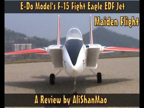 F-15 Fighting Eagle Maiden Flight n Review - UCsFctXdFnbeoKpLefdEloEQ