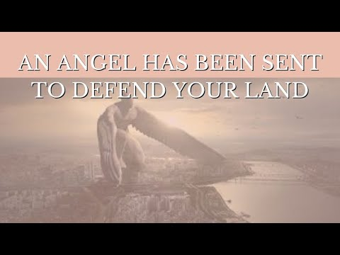 Prophetic Word: An Angel Has Been Sent to Defend Your Land