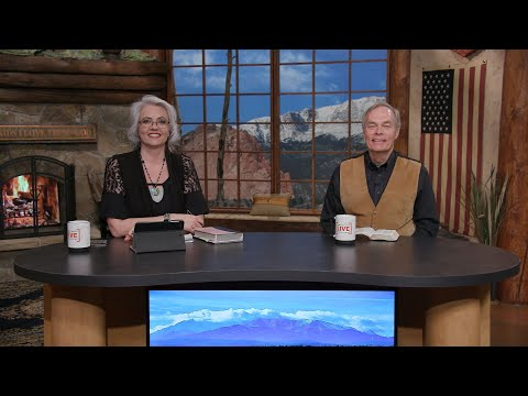 Charis Daily Live Bible Study: Romans - Andrew Wommack - March 23, 2021