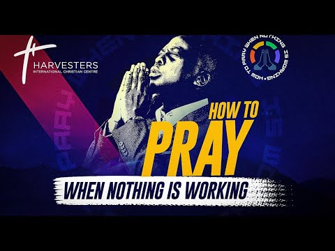 How To Pray When Nothing Is Working (Sermon Only)  Pst Bolaji Idowu