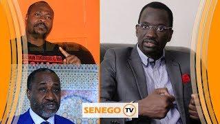 Affaire Guy M. / Adama Gaye - Maurice S. Dione: